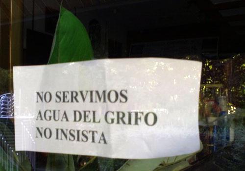 © Jorge Segado. Estimado cliente, no insista, por favor.