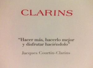 Jacques Courtin-Clarins, fundador del imperio Clarins