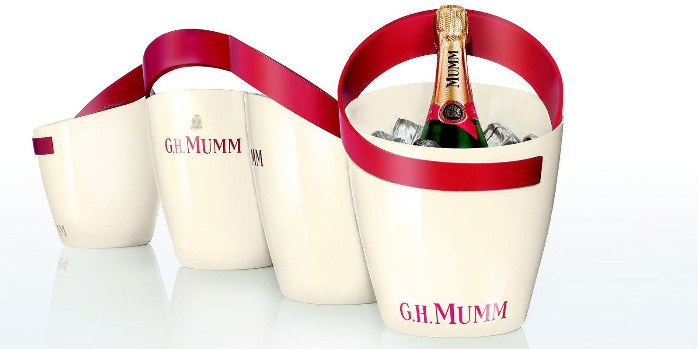 Mumm, el mejor champagne del mundo
