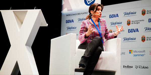 Eva Rodríguez, de L'Oréal.